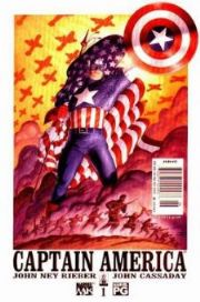 Captain America Comics (2002 Series)